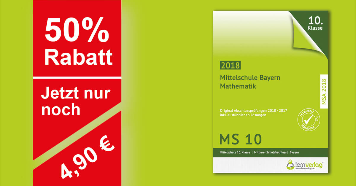 Mathematik Mittelschule M10