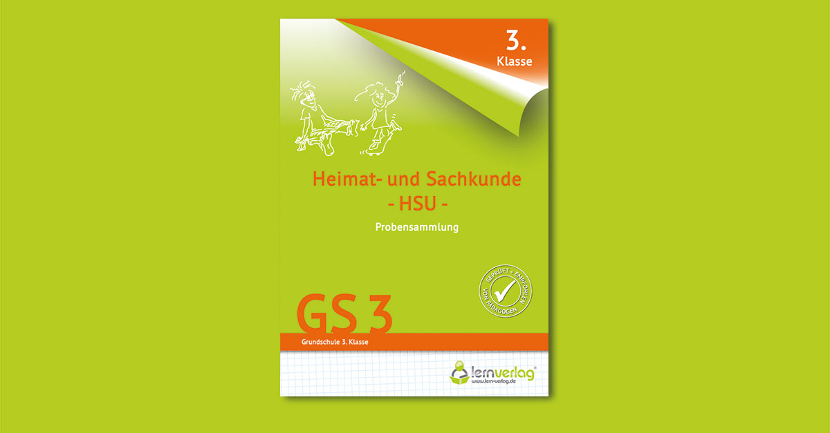 Grundschule HSU 3. Klasse Probensammlung